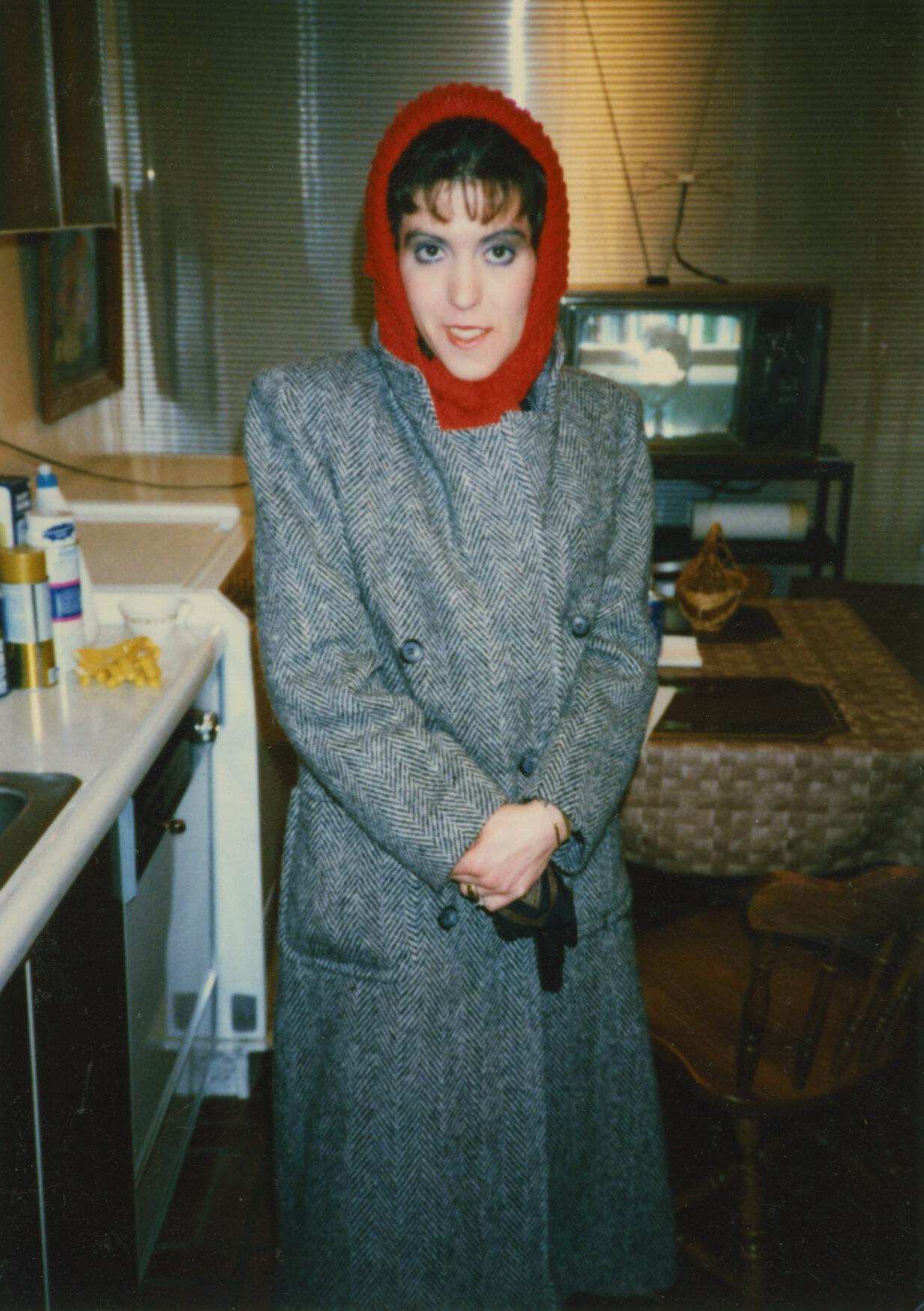 Unbekannt, Woman Displaying Various Outfits, 1980/90er-Jahre, Silbergelatinepapier, je 12,7 x 8,9 cm, The Walther Collection, New York/Neu-Ulm, © Mit freundlicher Genehmigung von The Walther Collection