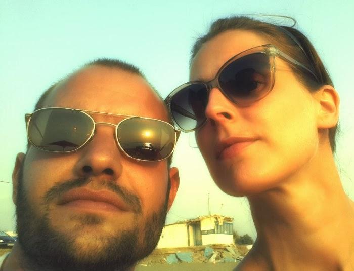 Sonne im Auge und im Herzen