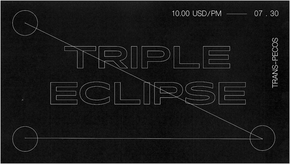 Triple Eclipse with performances by:  Donnie Dale Alfred. Yoki Rashawn  Ty Sorrell  Help! I'm Stuck In The Computer  8pm | All Ages | $10/12 | L to Halsey