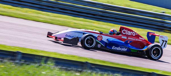 Formula Renault at Thruxton