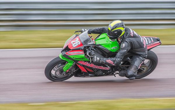 Thruxton Superbikes