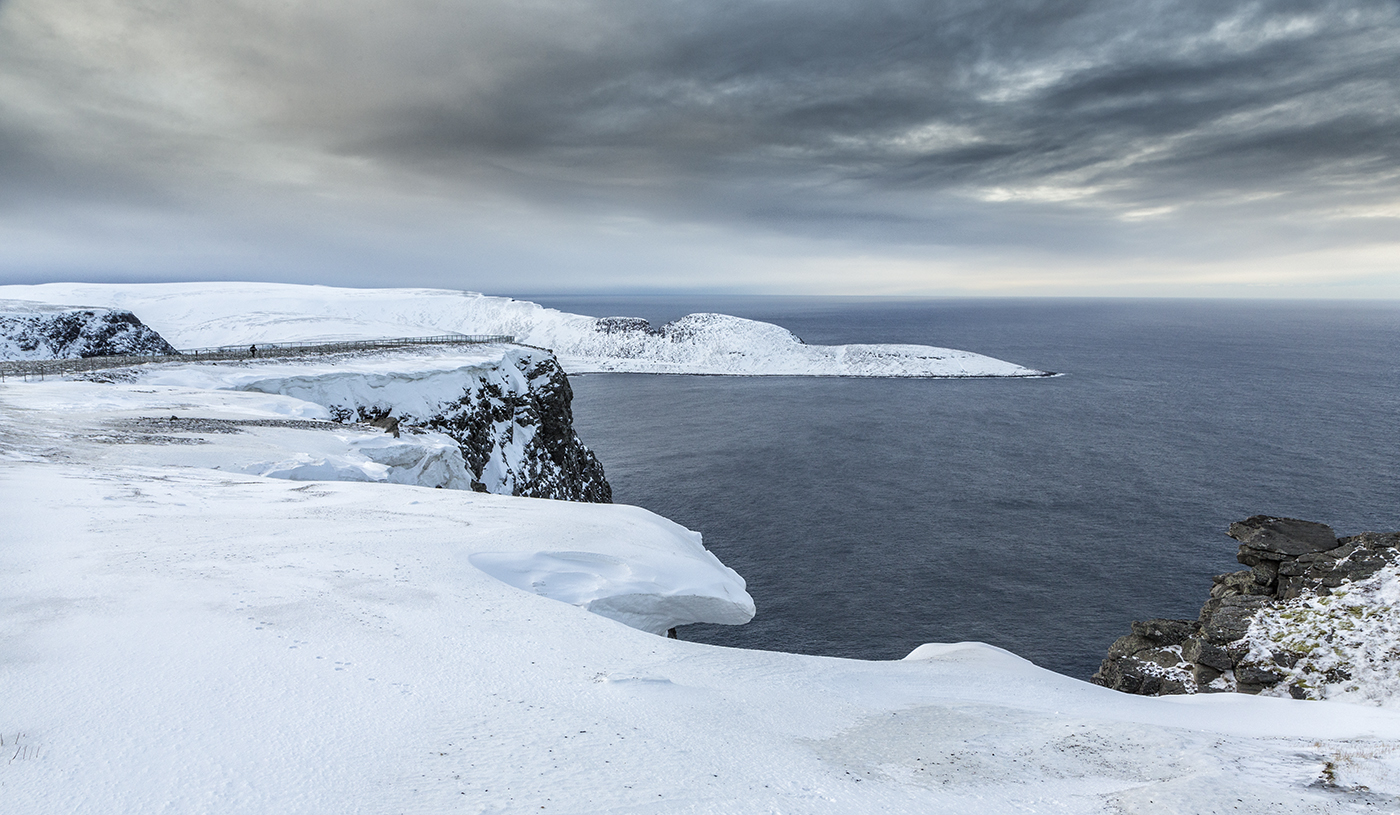 North Cape Finmark Norway