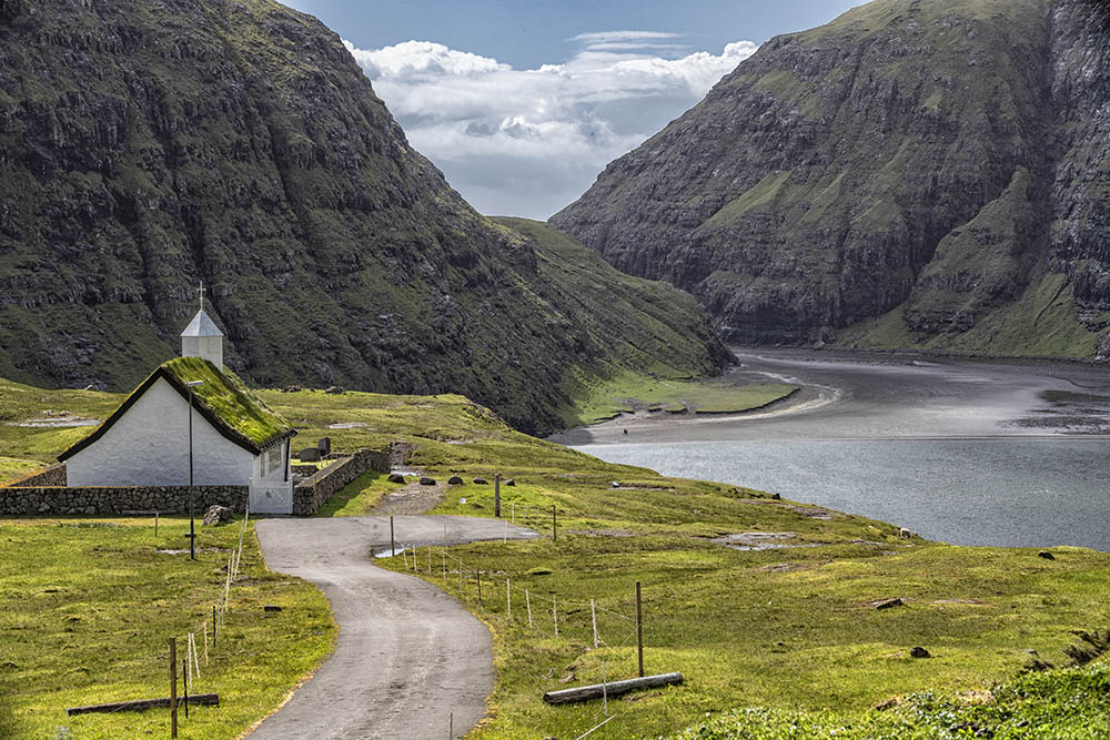 Saksun Village Faroe Islands