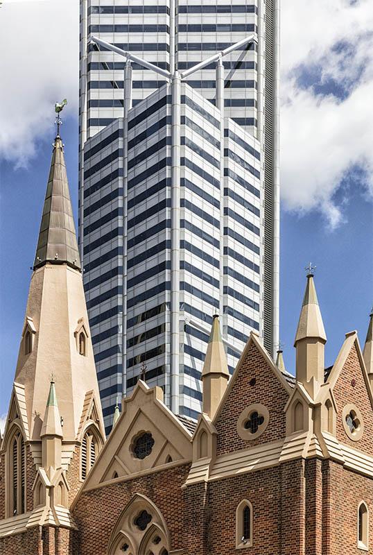 Downtown Perth WA