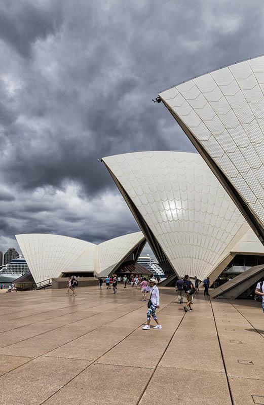 The Opera House Sydney NSW