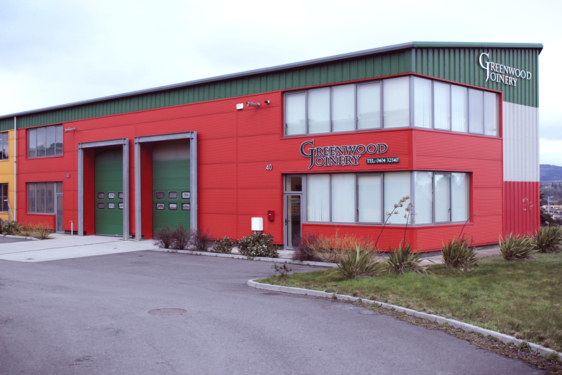 Our workshop at The Villages Mill Enterprise Park in Rathnew, Co. Wicklow