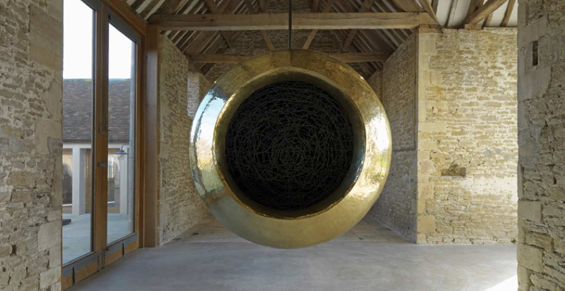 Subodh Gupta, Hauser & Wirth, 'Invisible Realities', Somerset, England