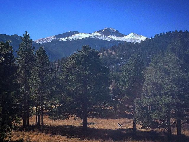 Rocky Mountain National Park  Beautiful adventure with @mijitapo  #rockymountainnationalpark #rockymountains #colorado #nature #outdoors #mountains #trees