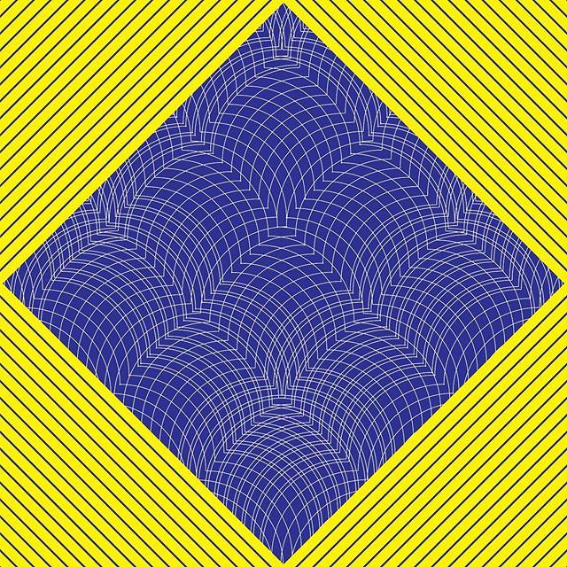 1 or 2  #graphicdesign #design #illustrator #adobeillustrator #adobe #color #blackandwhite #diamond #hoshtag