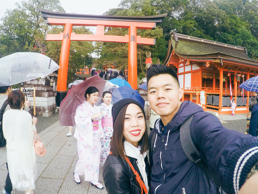 Day 1 / Fushimi Inari Temple
