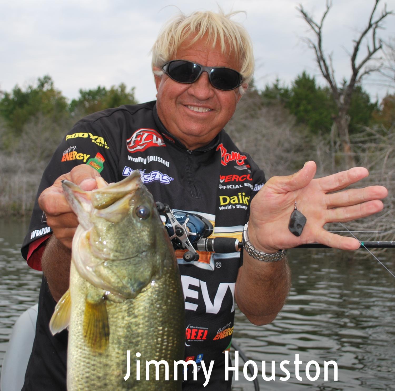 Jimmy Houston Pro Fisherman Angler