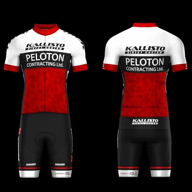 Really excited to be onboard for another great year with @teamkallistofcv and with about great kit. #realredteam #babyjetfuel #ltad