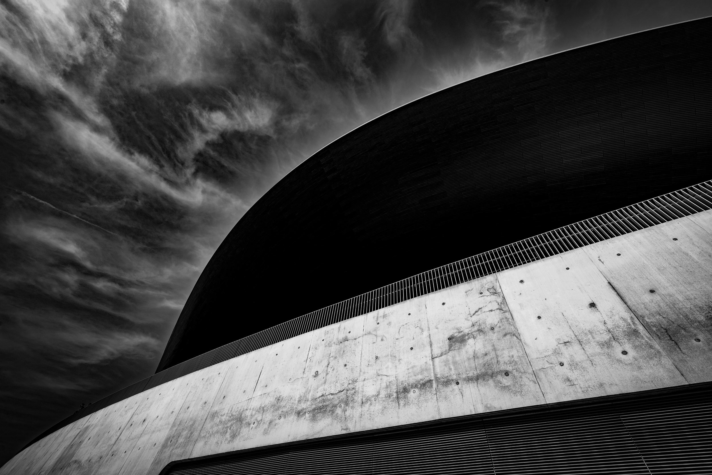 Architectural Photography - Zaha Hadid - London Aquatic Centre -2.jpg