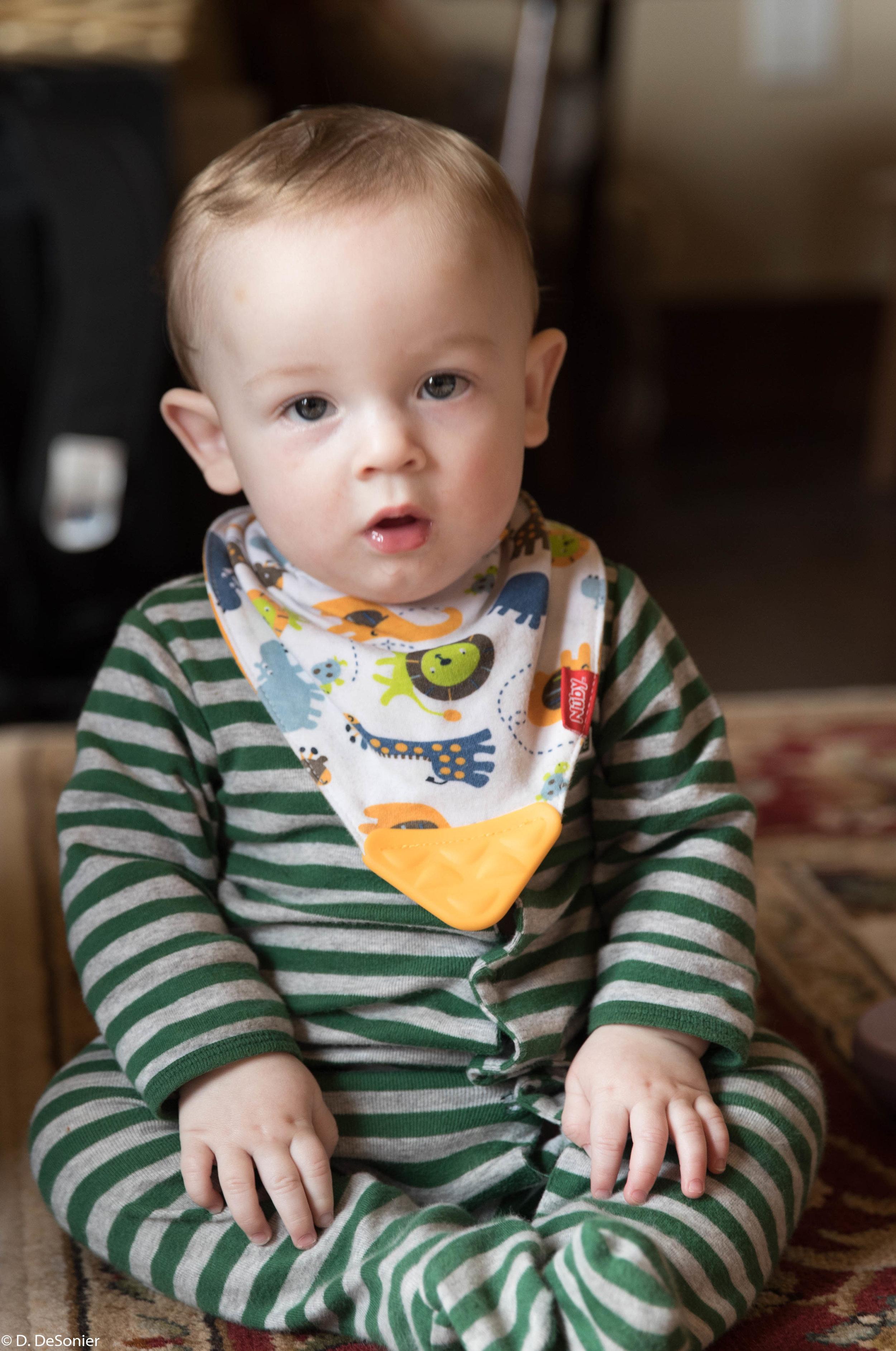 Oliver, 7 months