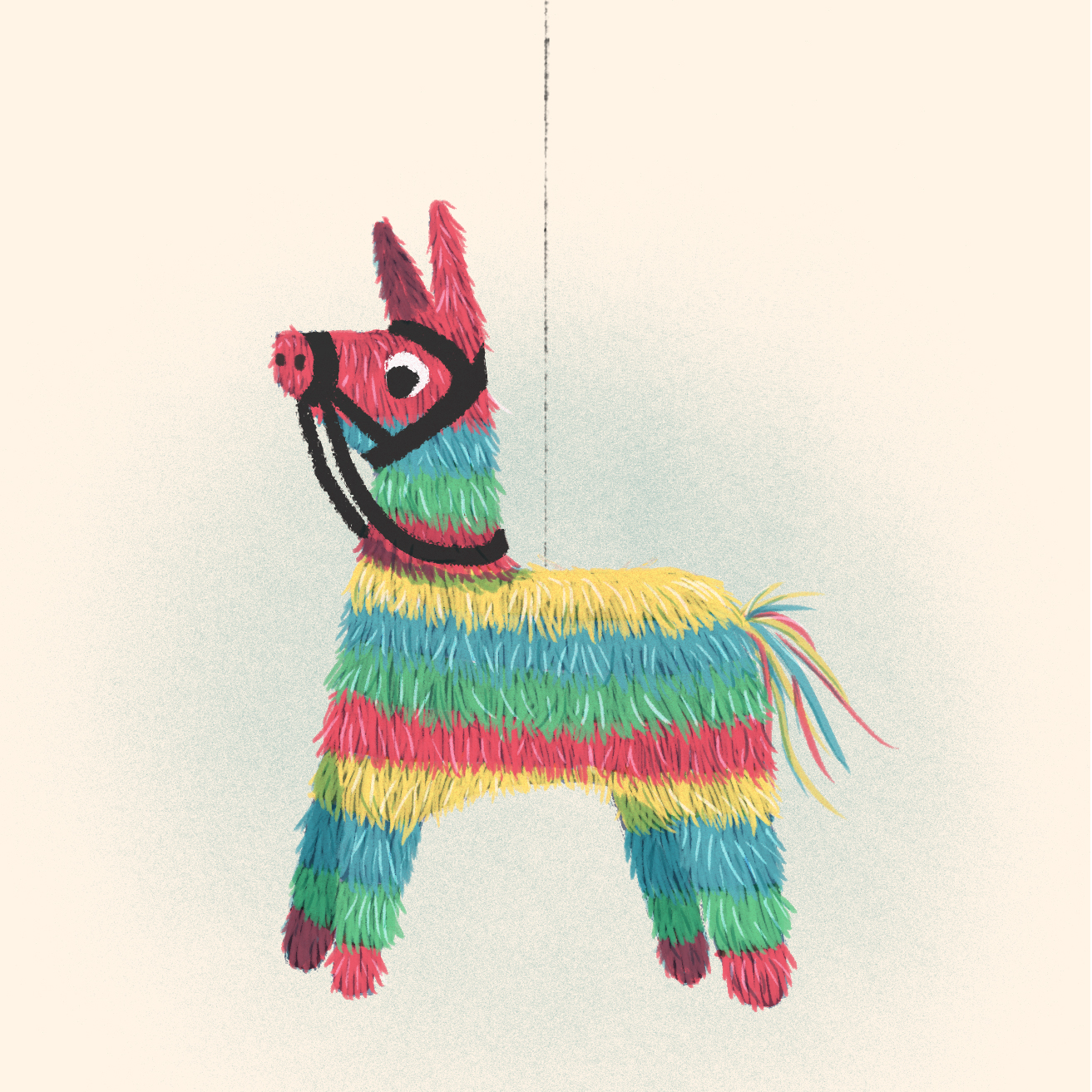 Cinco de Mayo  for Groundswell Greetings,  available here