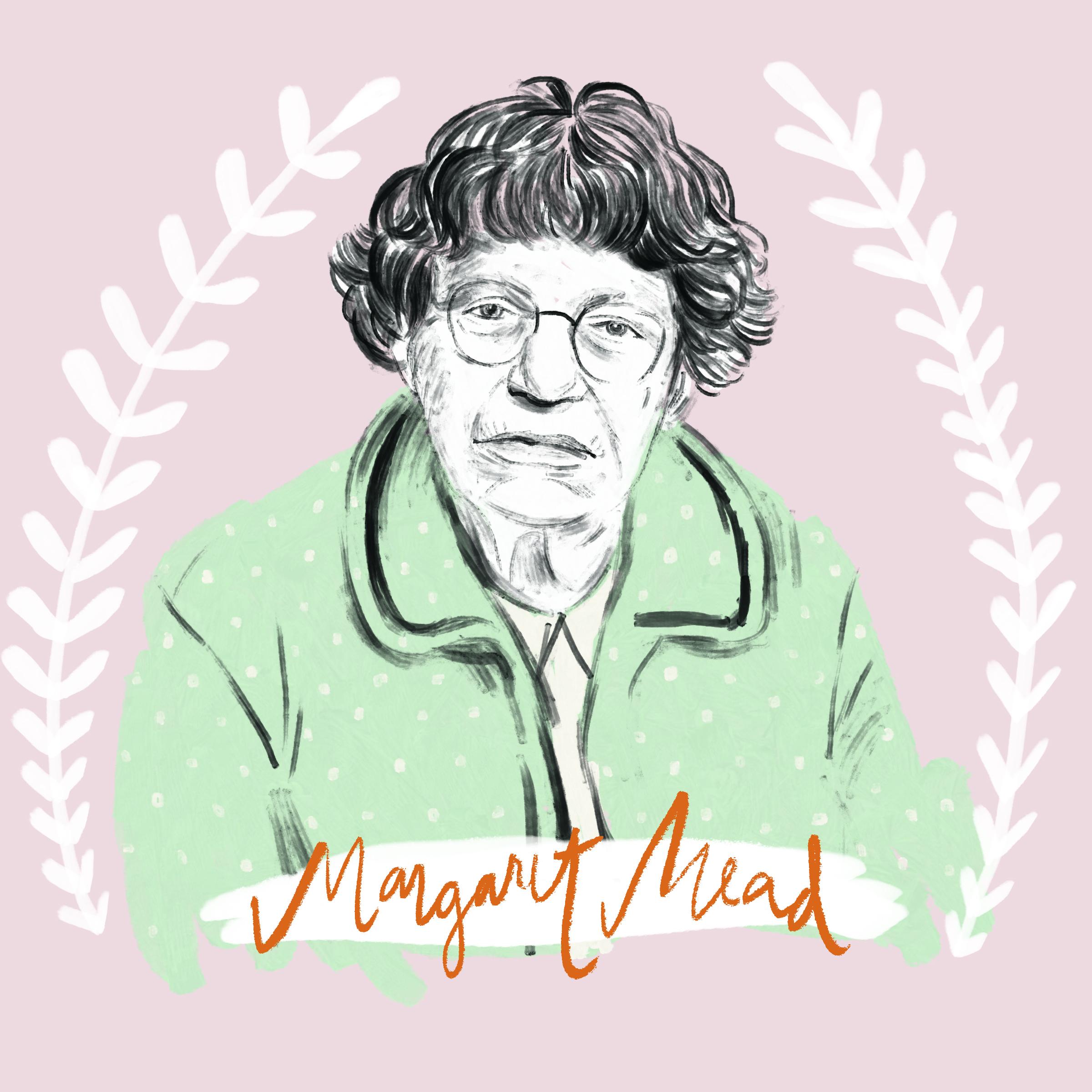 Margaret Mead , Digital 2017