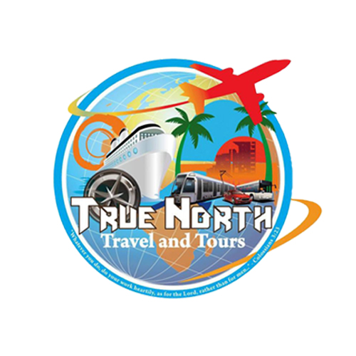 "True North Travel and Tours   Recently recognized as ""The Best Travel Agency"" and ""Customer Service Excellence"" in 2016 by the Best Choice Awards Business. Duly licensed with the DTI and has met the rigor of local licensing requirements. Based in Caloocan City, Philippines with a satellite office in the United States.  We provide wide-ranging travel-related services from ticketing to events to our clientele here and abroad. We support various relief, charitable activities, and special events here and abroad."