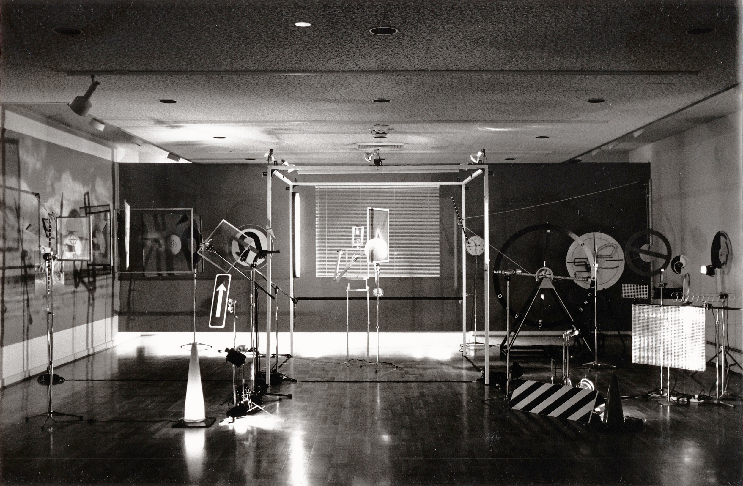 'Positions', Littmann Gallery, Portland, 1984