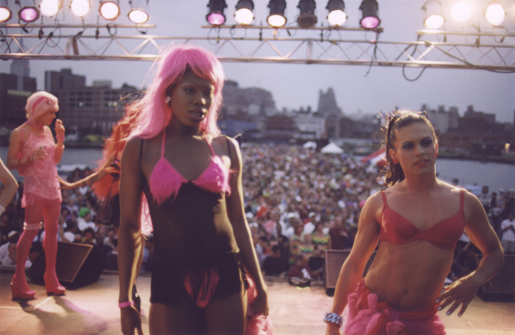 Photo by Jerome Albertini, 1997