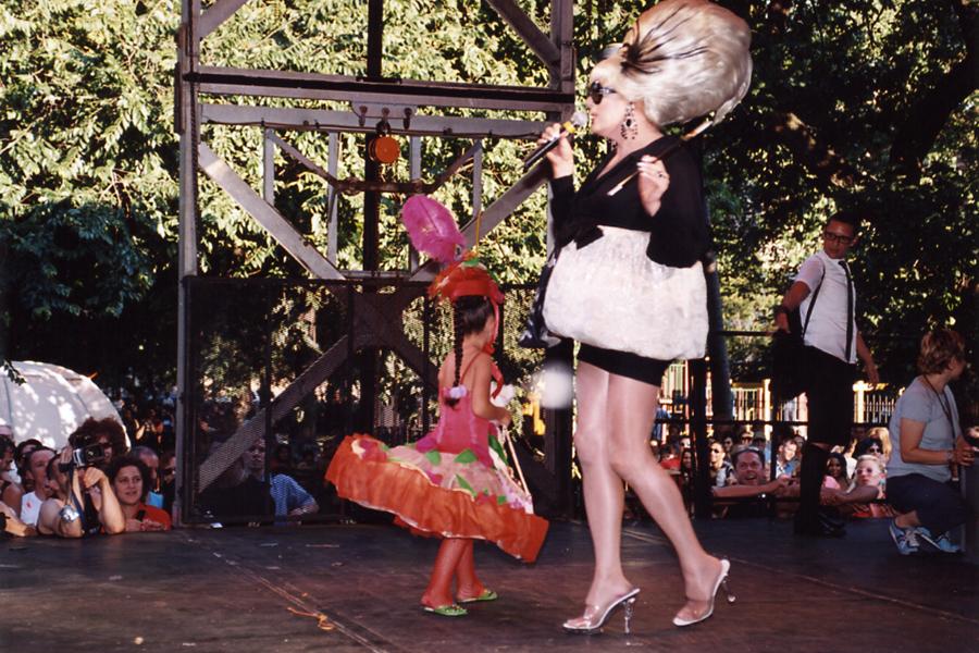 Photo by Cheryl Dunn, 2003