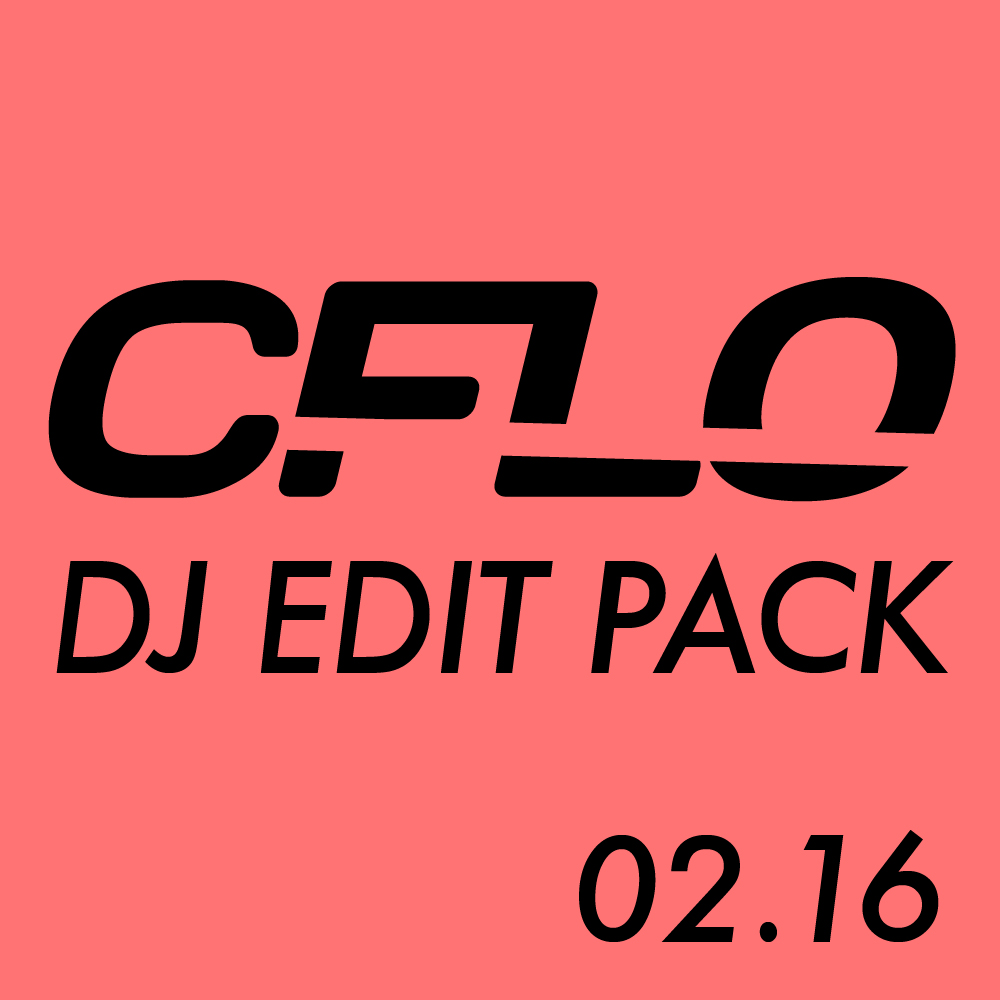 FEBRUARY 2016  Beyonce - Formation (CFLO Edit) Beyonce - Formation (CFLO Intro) Britney Spears - Overprotected (CFLO Intro) Britney Spears - Overprotected (CFLO Short) Busta Rhymes x Drake - Pass the Jumpman (CFLO x Scooter Transition) Ciara - Ride (CFLO Intro - Dirty) Desiigner - Panda (CFLO Edit) Drake ft Lil Wayne - Money To Blow (CFLO No Baby Edit) Fat Joe ft Lil Wayne - Make It Rain (CFLO Transition 65-75 Aca In _ Aca Out) Ginuwine x Tough Love - Pony (CFLO Transition 71-124) Justin Bieber - Love Yourself (GENE-E-OUS Remix - CFLO Edit) Juvenile - Back That Azz Up (CFLO Edit)_PN Marvin Gaye - Ain't No Mountain High Enough (CFLO Edit) Mary J Blige - Family Affiar (CFLO Intro) Mobb Deep ft 112 - Hey Luv (CFLO Intro) Petey Pablo - Raise Up (CFLO Intro) Shakira ft Wyclef Jean - Hips Don't Lie (CFLO V2) The Chainsmokers - Roses (CFLO's #1 Fan Edit - Joe Maz VIP) The Weeknd - In The Night (CFLO x Kue Edit) Ty Dolla $ign - Blase (CFLO Edit) Ty Dolla $ign - Blase (CFLO Hook x2) Yo Gotti ft Nicki Minaj - Down In The DM Remix (CFLO Edit)