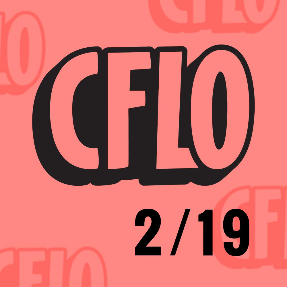 FEBRUARY 2019  Burna Boy - Soke (CFLO Intro) DaVido - If (CFLO Intro) Dotman - Afro Girl (CFLO Intro) Mr Eazi - Leg Over (CFLO Intro) Mr Eazi ft Tekno - Short Skirt (CFLO Intro) Mut4y & Wizkid - Manya (CFLO Intro) Patoranking - Love You Die (CFLO Intro) Patoranking ft Sarkodie - No Kissing Baby (CFLO Intro) R2bees ft Wizkid - Slow Down (CFLO Intro) Skales ft Burna Boy - Temper RMX (CFLO Intro) Tekno - Pana (CFLO Intro) Tekno - Samantha (CFLO Intro) Wizkid - Ojuelegba (CFLO Intro) Afro B ft Wizkid - Drogba (Joanna) (CFLO Intro) Afro B ft. Mayorkun, Kuami Eugene, Kidi & Frenna - Drogba RMX (Joanna) (CFLO Intro) Afro B ft. Mayorkun, Kuami Eugene, Kidi & Frenna - Drogba RMX (Joanna) (CFLO OG Hook Intro)