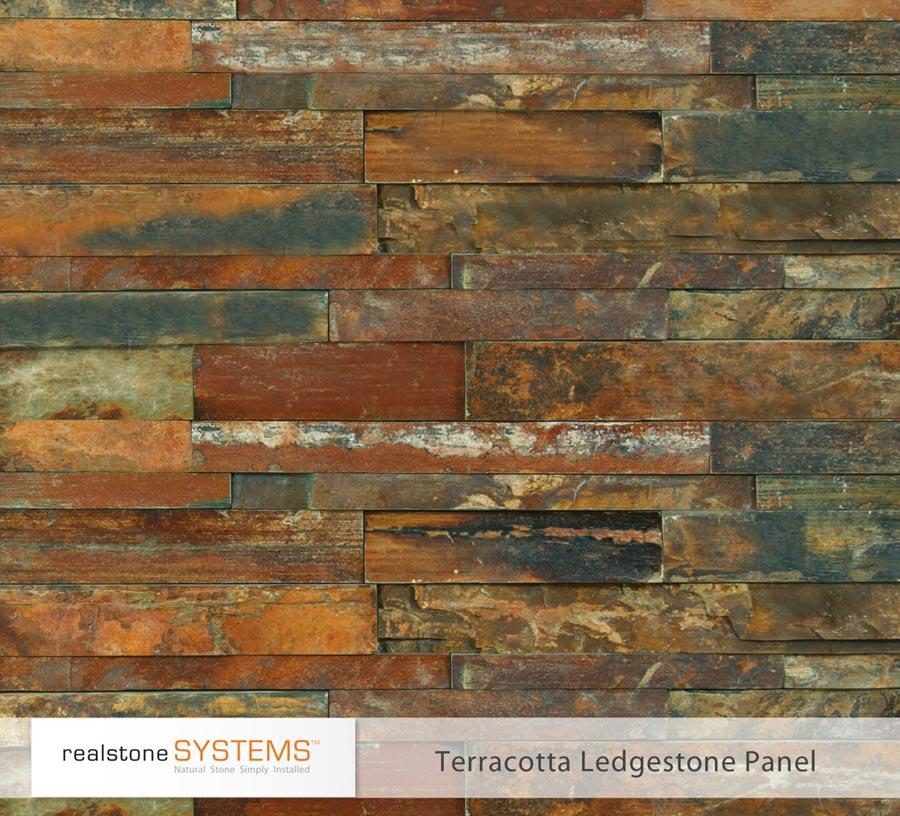 Terracotta Ledgestone