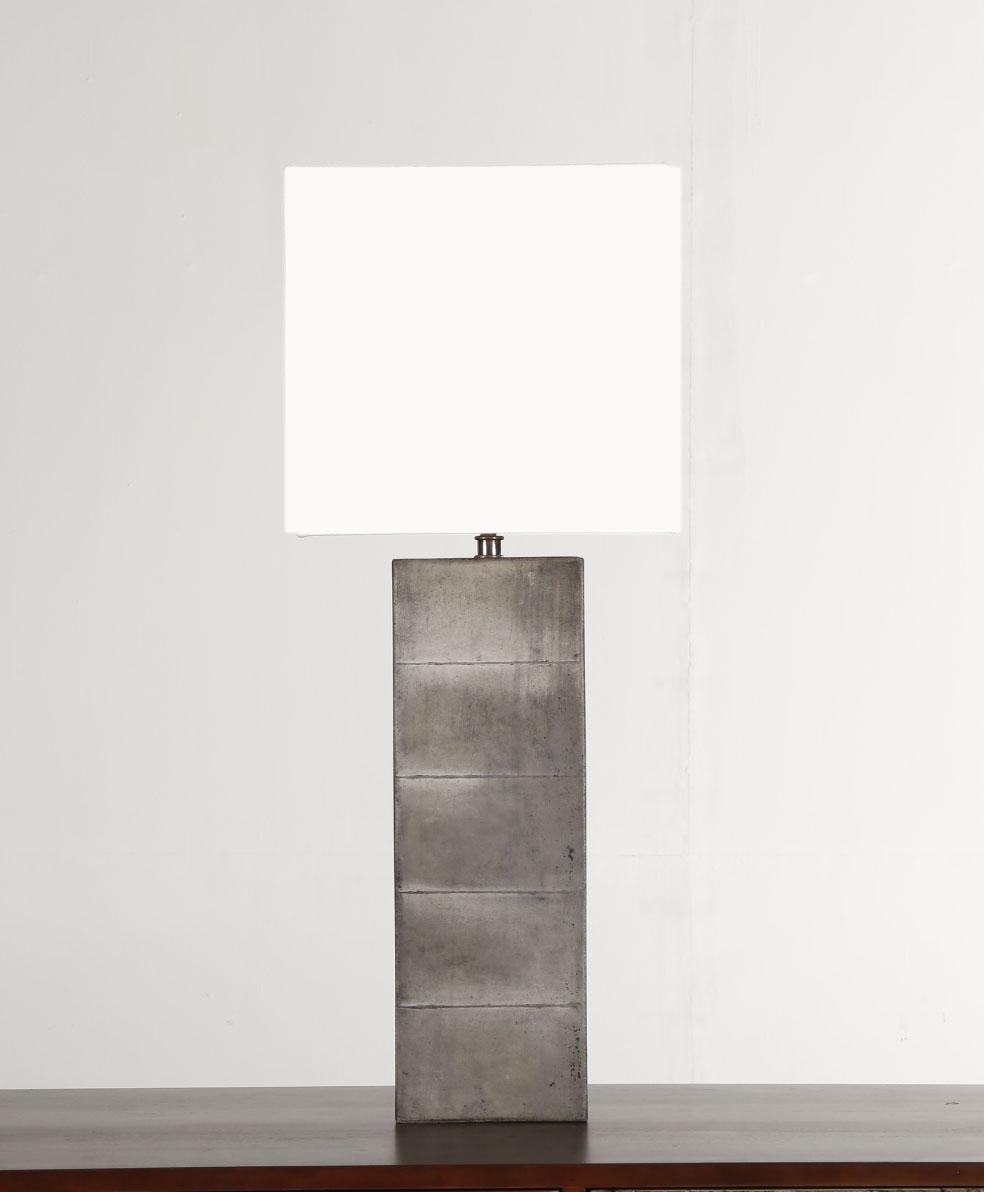 Roark Table Lamp White