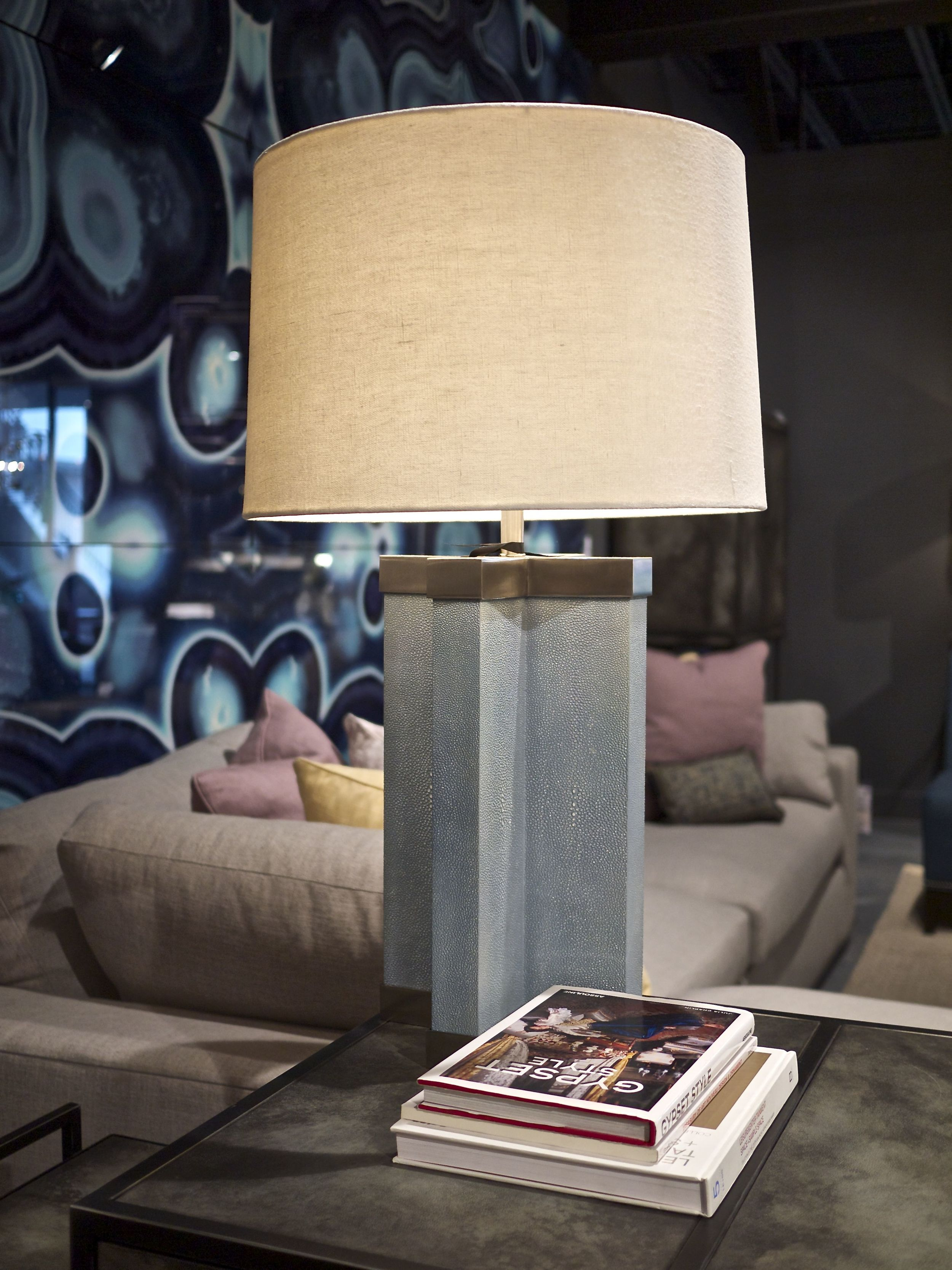 Blue Shagreen Table Lamp.jpg