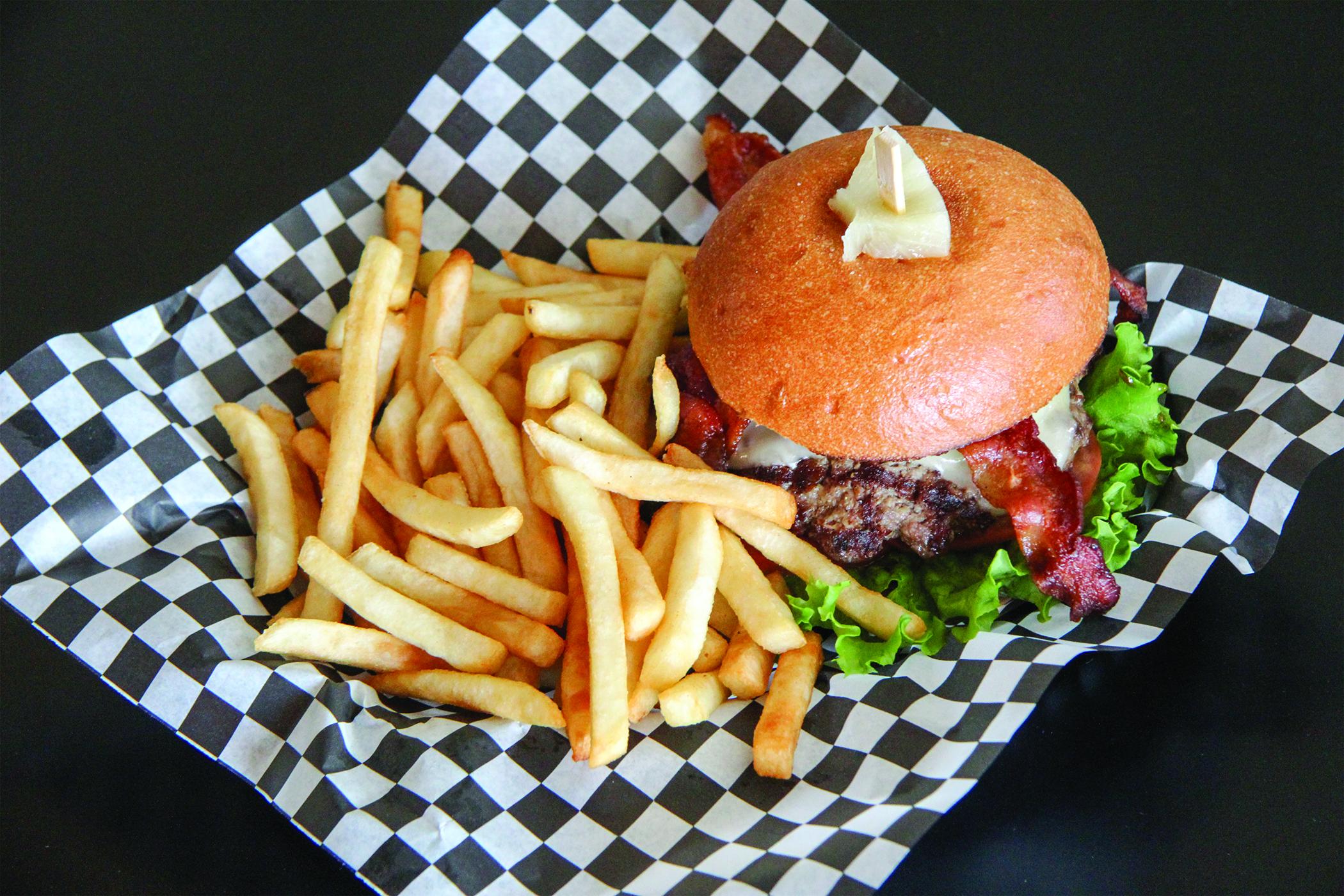 Big Island Burger