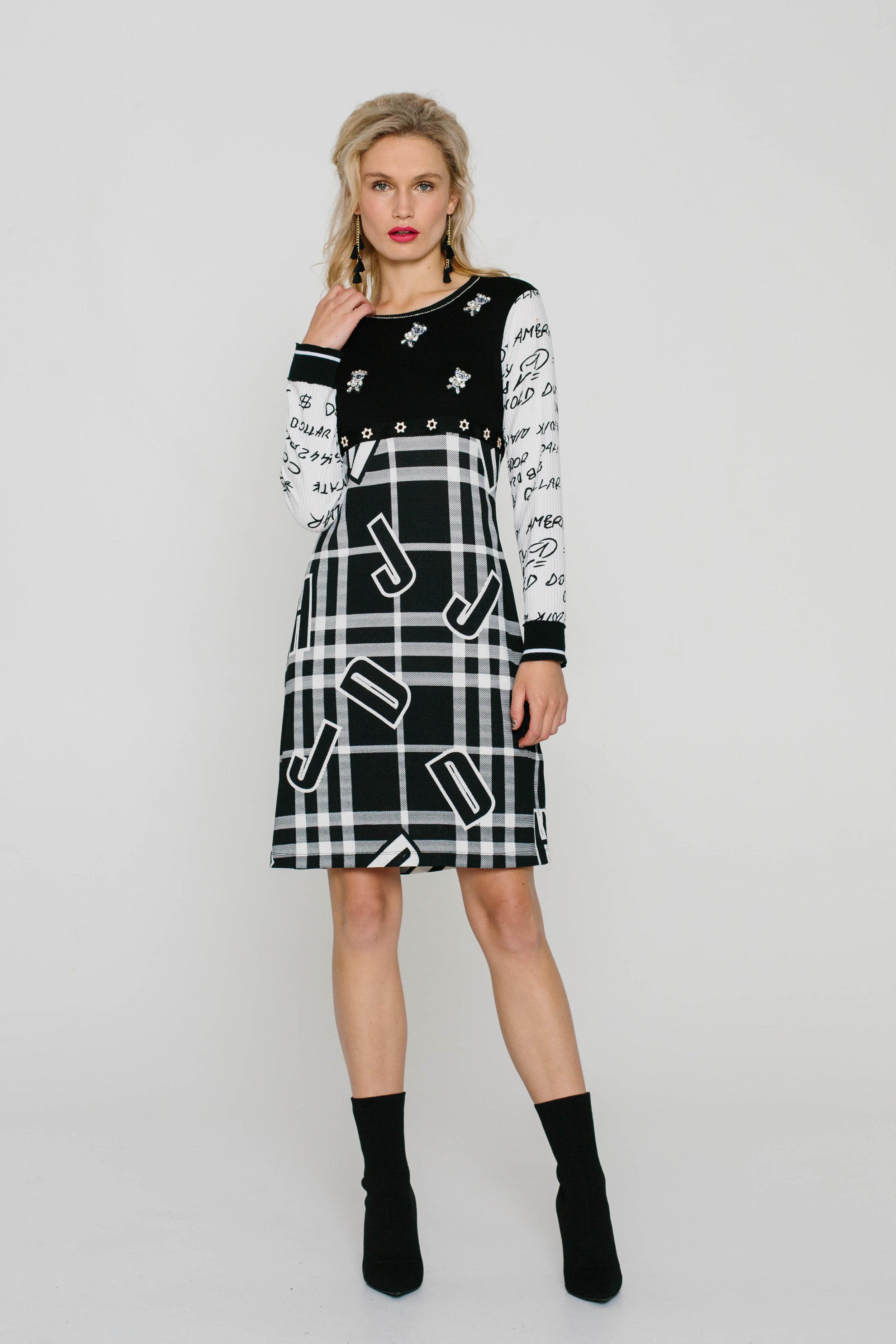 5725W Maree Dress Black