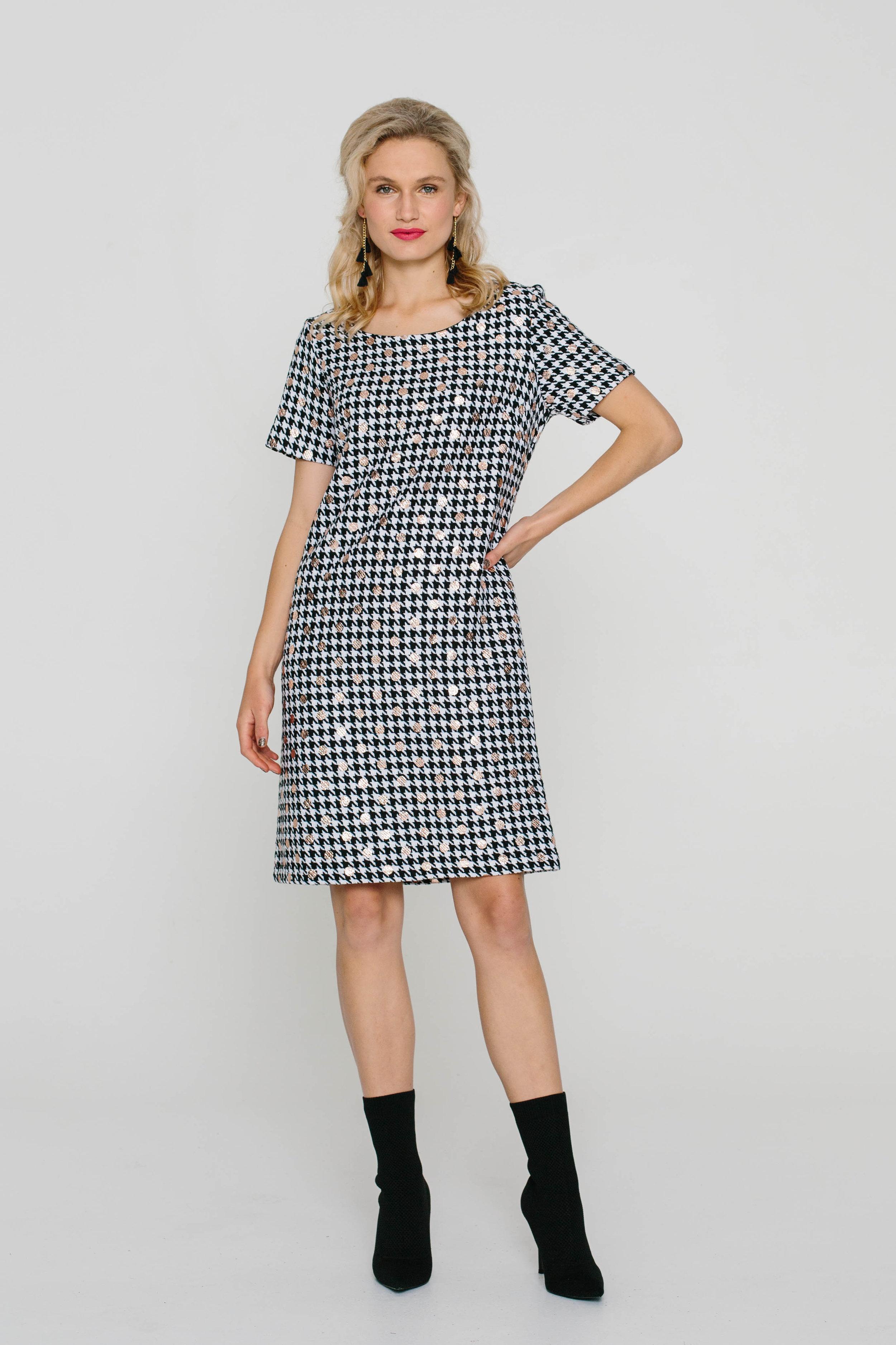 5736W Liberty Dress Chanel Rose Gold