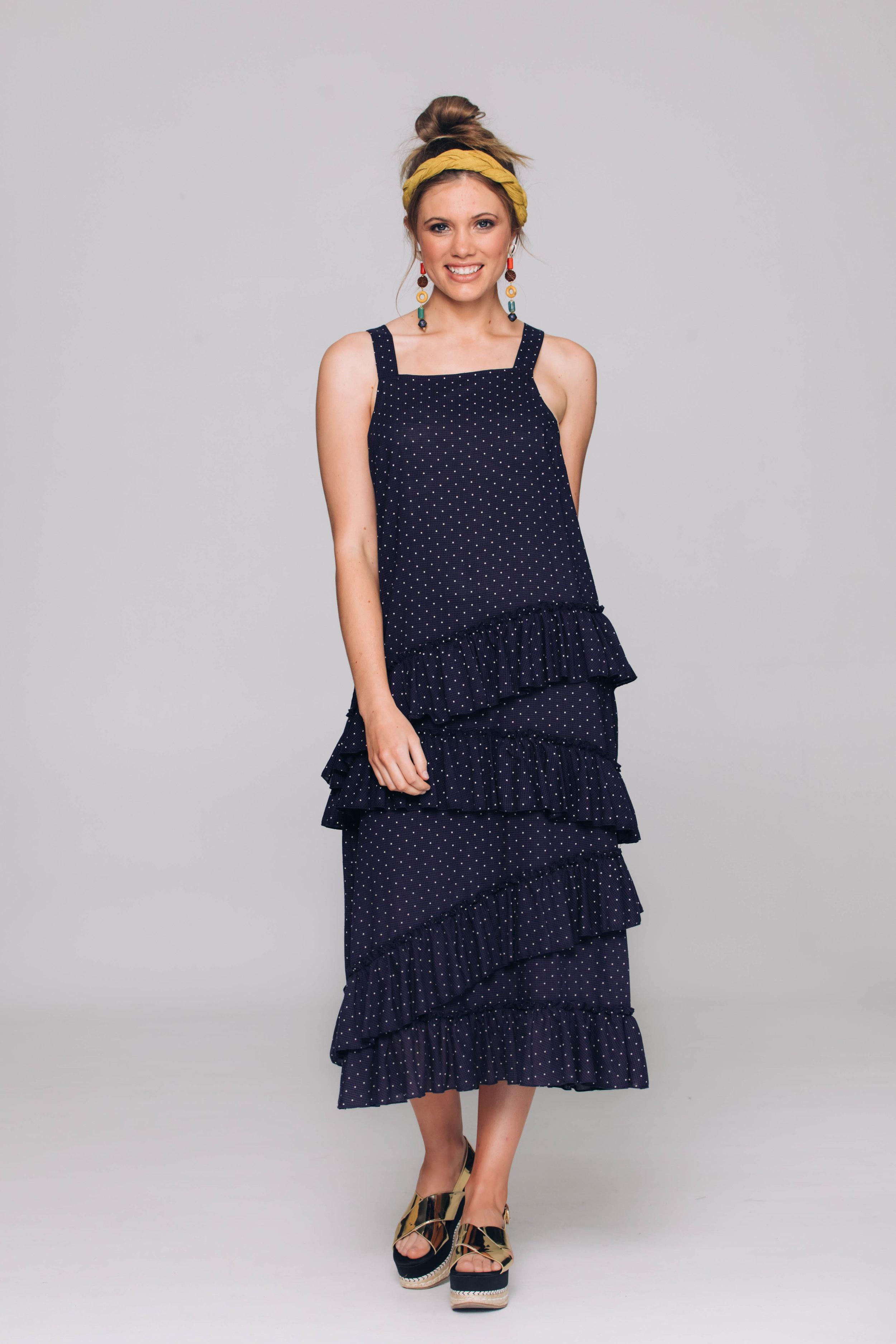 6214T Fleabee Dress, Stars