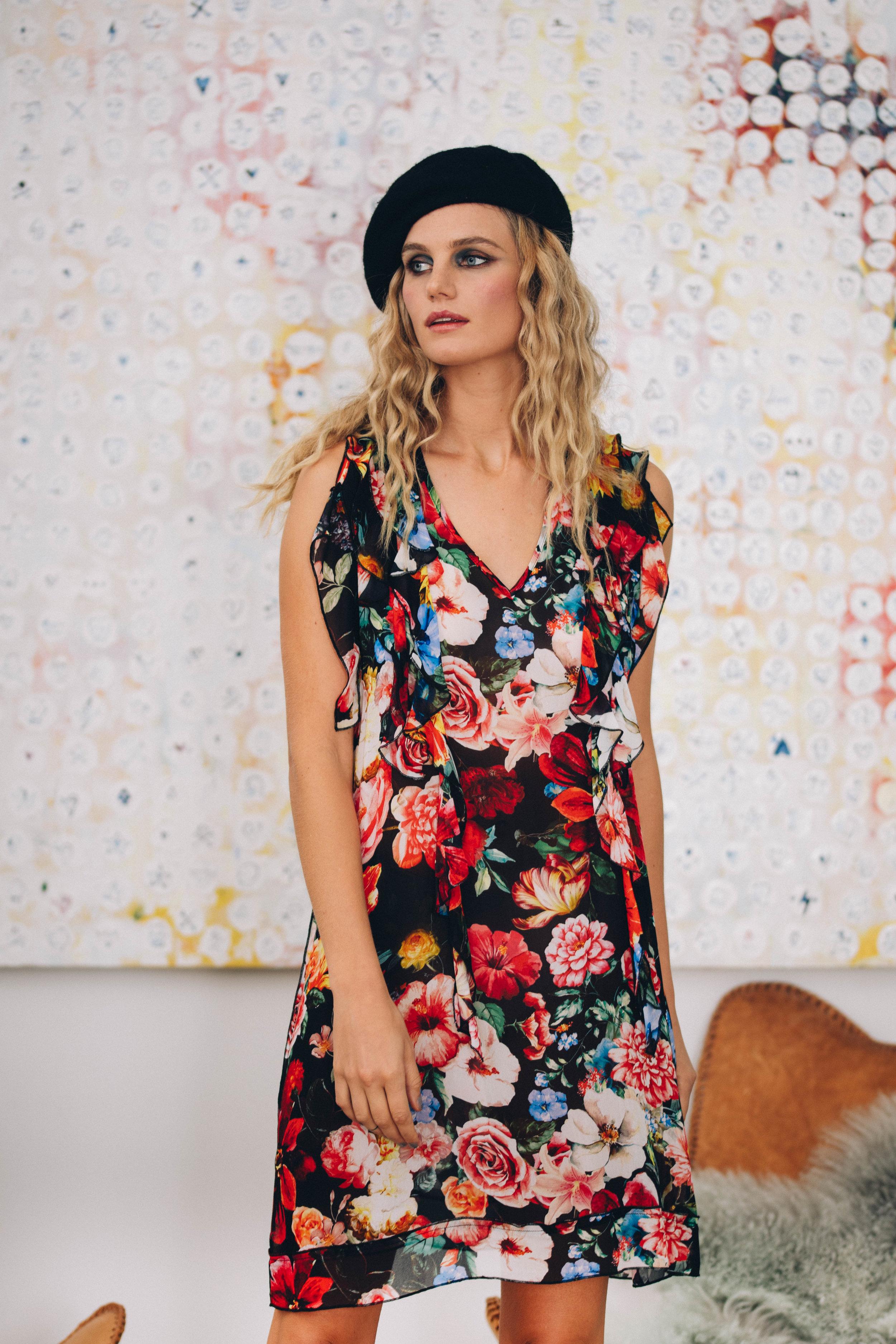 Carnes Dress 6493N Juliet