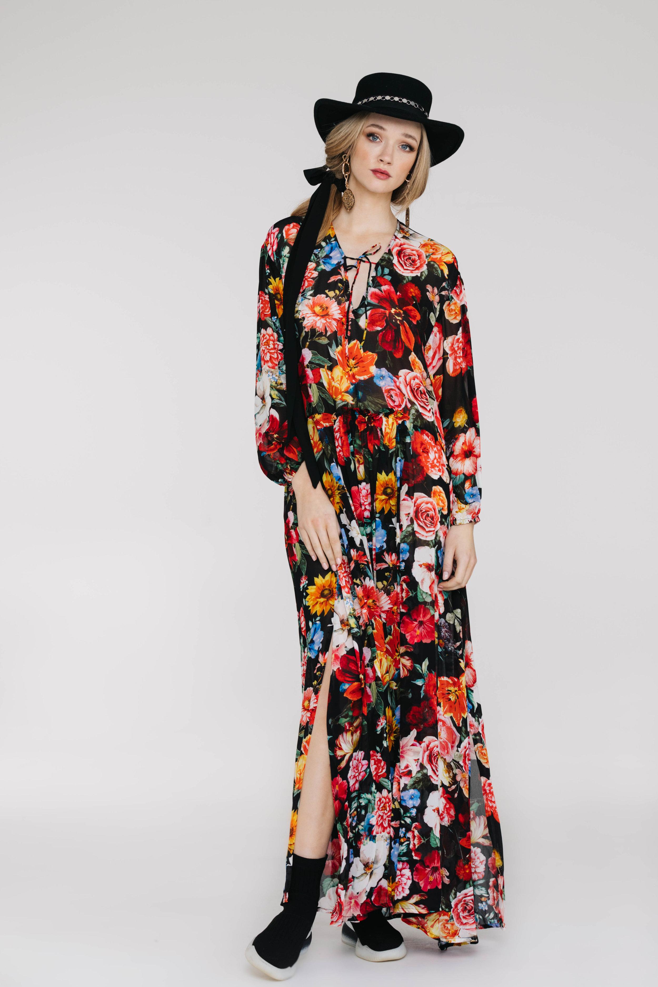 Hazel Dress 6513N Juliet