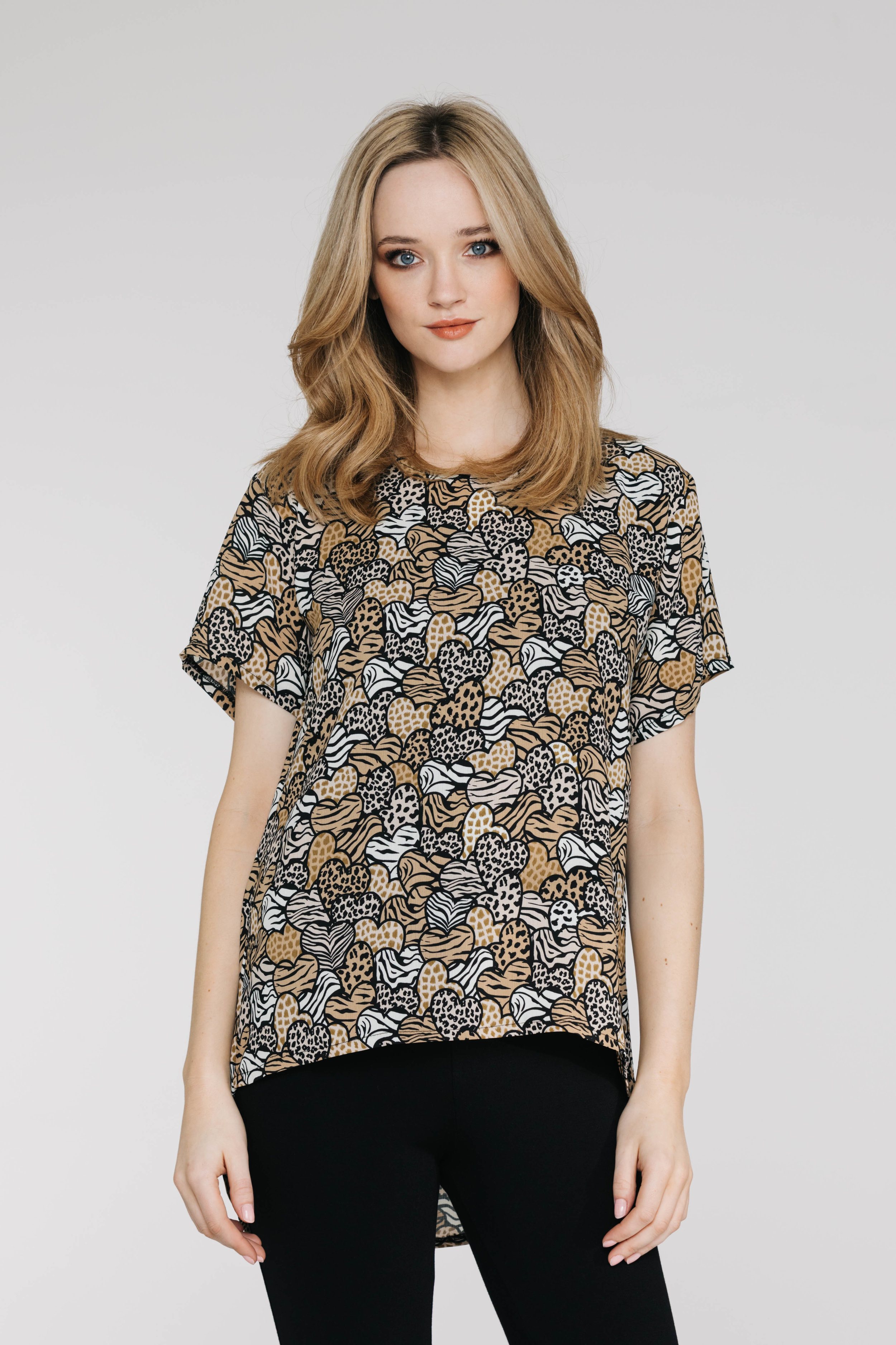 Perfect Tee 4405N Hearts Lions