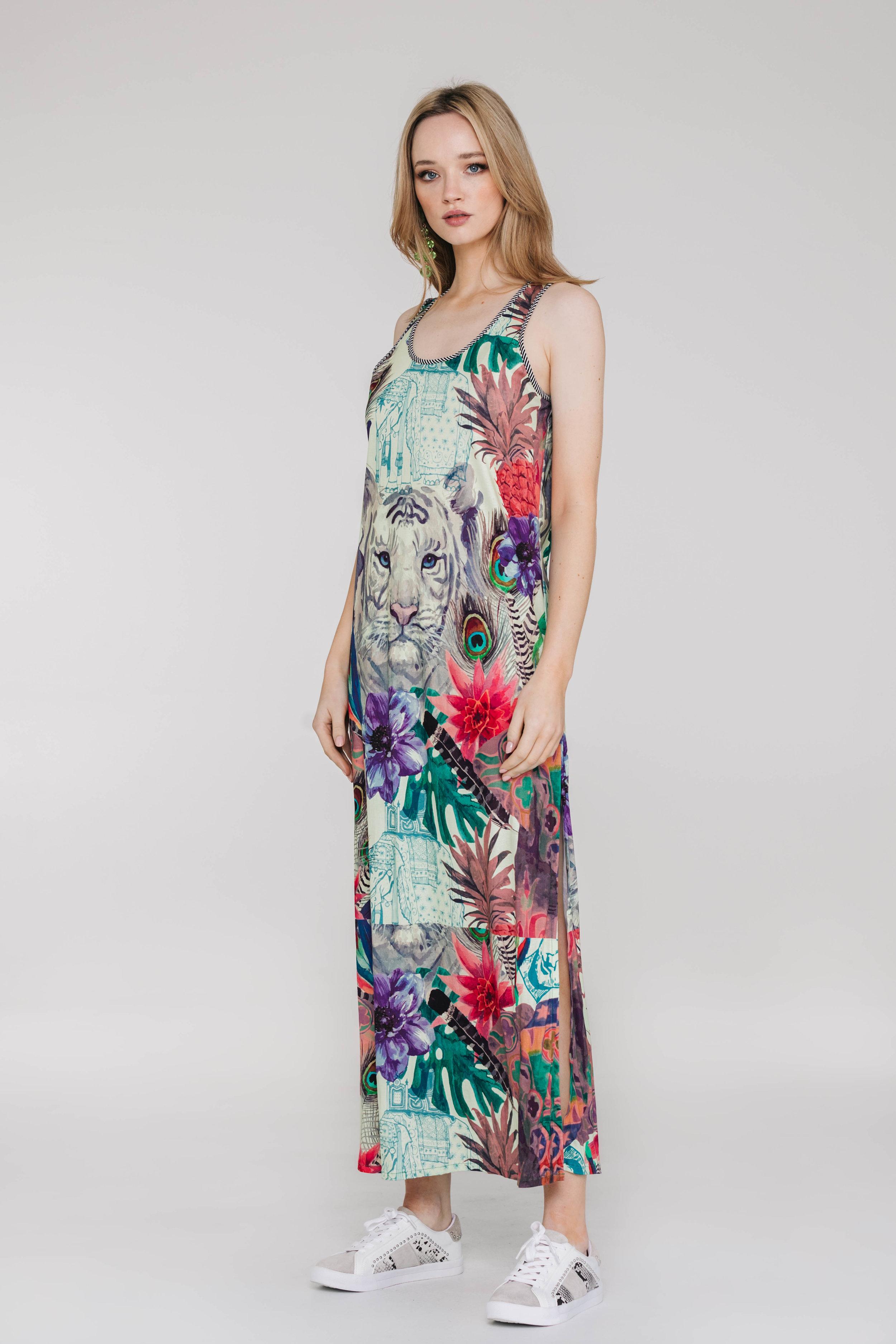 Sunset Dress 6021N Buddha