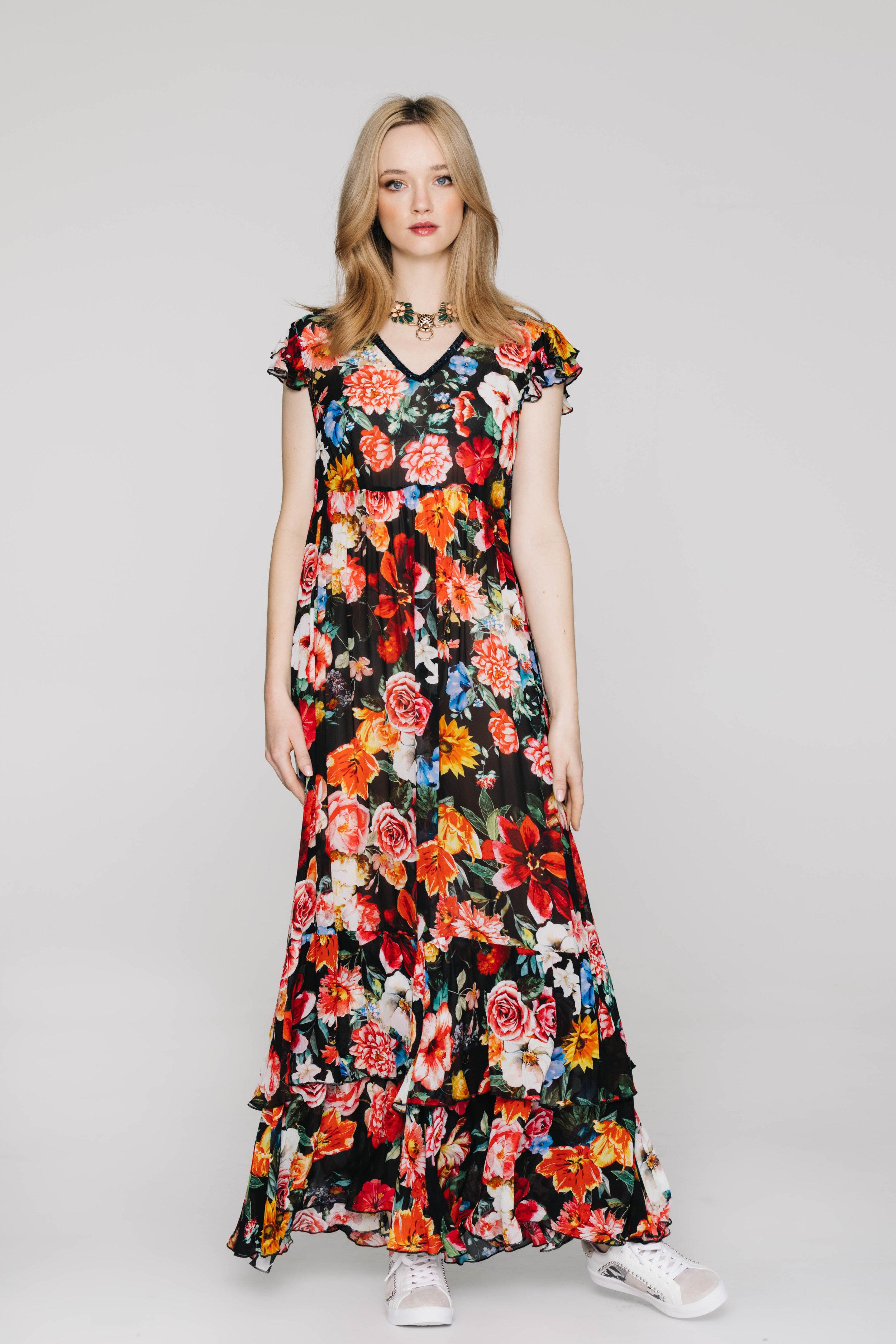 Toto Dress 6491N Juliet