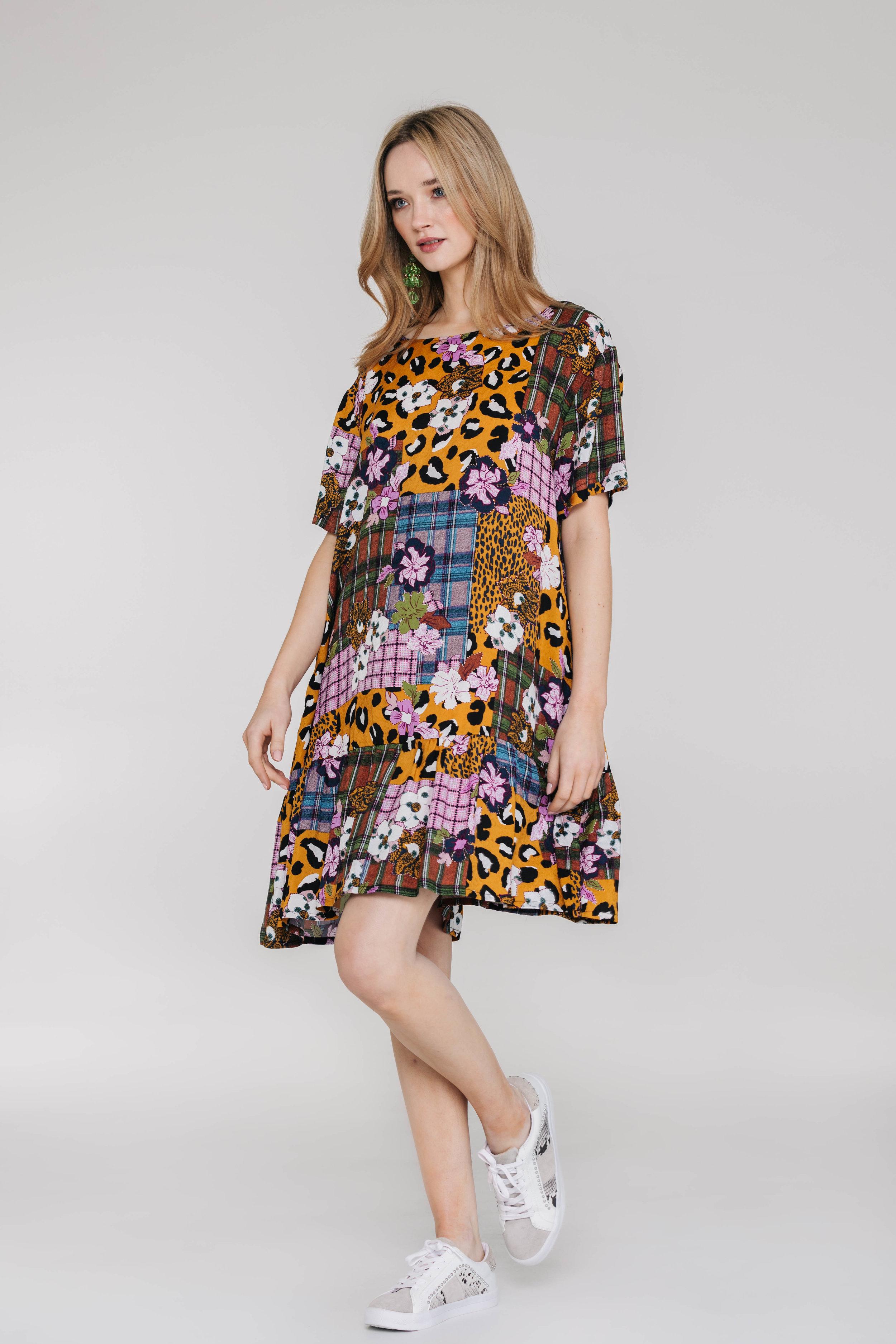 Tulip Dress 6440N Flowerpatch