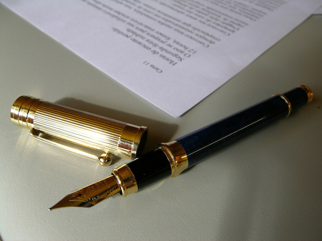 Drafting documents is a pain for lawyers but provides a distinct advantage.