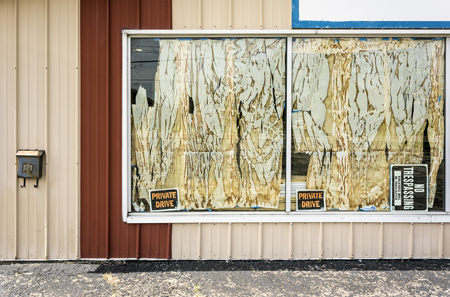 Jeff Burk, Oglesby, Illinois (window)