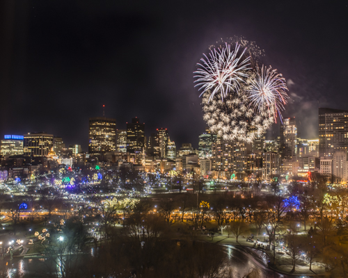 First Night 2015, Boston Commons, by Dan Rich. All rights reserved.