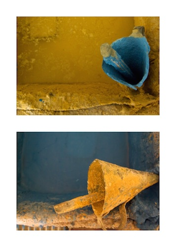 Glazing Tools, Rissani, Morocco, by John Mather. All rights reserved.