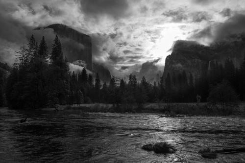 Yosemite Valley Morning, by John Kalson. All rights reserved.