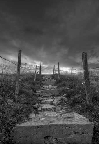 Path to Another Time, by Mike Murray. All rights reserved.
