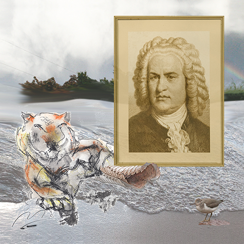 J.S. Bach and a Tiger, by Mary Gordon. All rights reserved.