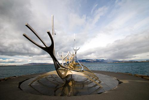 Solfar Sun Voyager by Ken Halfmann. All rights reserved.