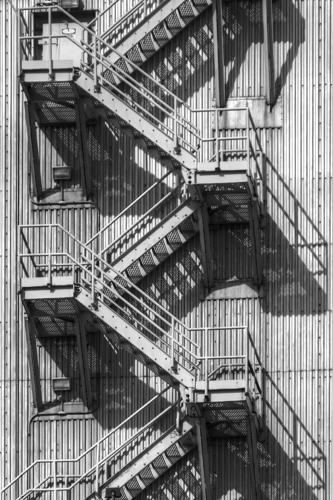 Stair Power by James Moravec. All rights reserved.