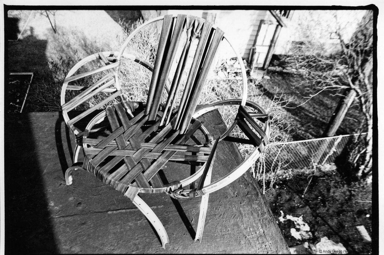 Bike wheel chair #2