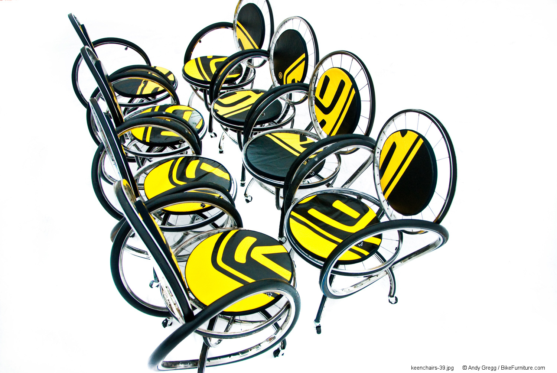 Rolling Bike wheel chair